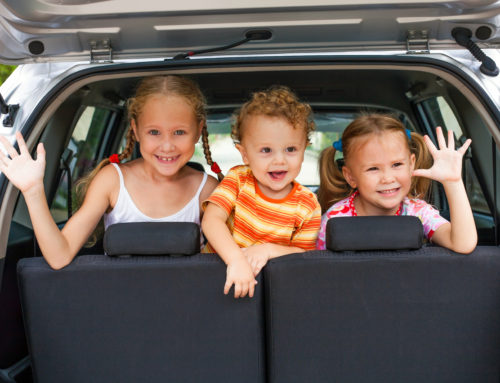 Boredom Busters: Road Trip Games to Keep 'em Happy